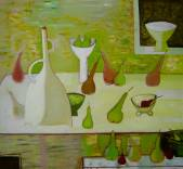 Still-life with pears  » Click to zoom ->