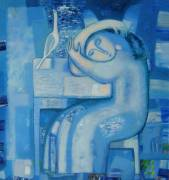Sleeping(sold)  » Click to zoom ->