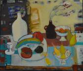 Still life with berberry  » Click to zoom ->