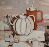 Still-life with a sugar bow  » Click to zoom ->